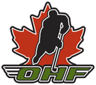 Logo for Ontarion Hockey federation / coaches